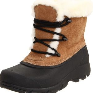 Sorel Snow Angel ankle boot, size 7.5